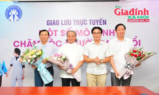 """Giao lưu trực tuyến """"Một số mô hình chăm sóc người cao tuổi phù hợp ở Việt Nam"""" - Ảnh 1."""