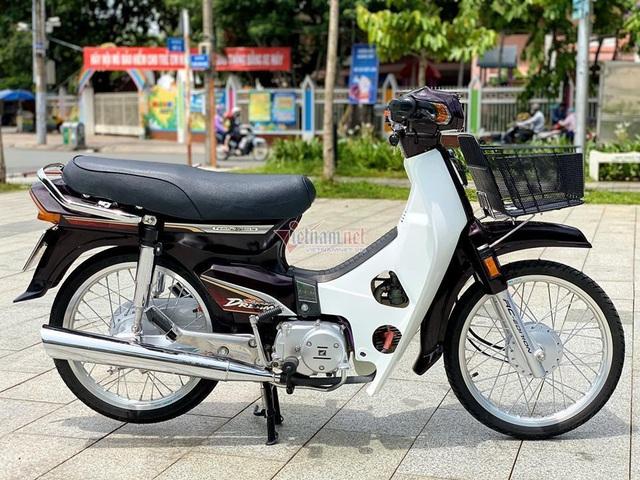 Honda Dream Việt 12 năm tuổi biển số VIP giá hơn 200 triệu đồng - Ảnh 2.