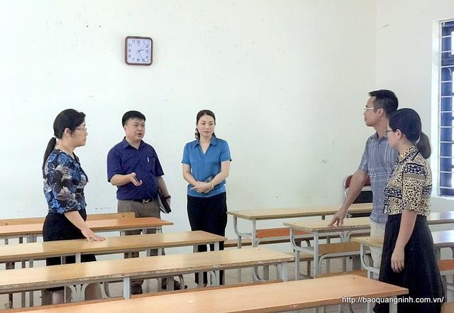Vì sao 4 trường THPT công lập ở Quảng Ninh không tổ chức thi tuyển sinh vào lớp 10? - Ảnh 1.
