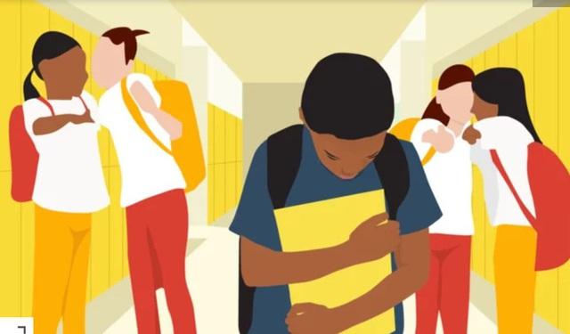 9 cách bố mẹ giúp con đối phó khi bị bắt nạt ở lớp - Ảnh 1.