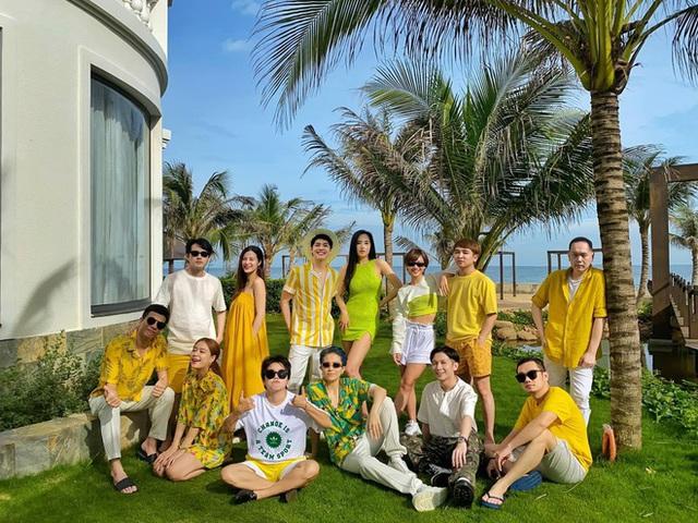 Tình bạn hơn 10 năm trong showbiz của nhóm gia đình văn hóa Đông Nhi - Ông Cao Thắng - Ảnh 11.