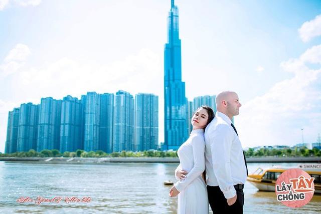 Lần gặp đầu bị 9X Quảng Ngãi úp đĩa đồ ăn, ngày cưới rể Mỹ chấp hết họ nhà gái - Ảnh 11.