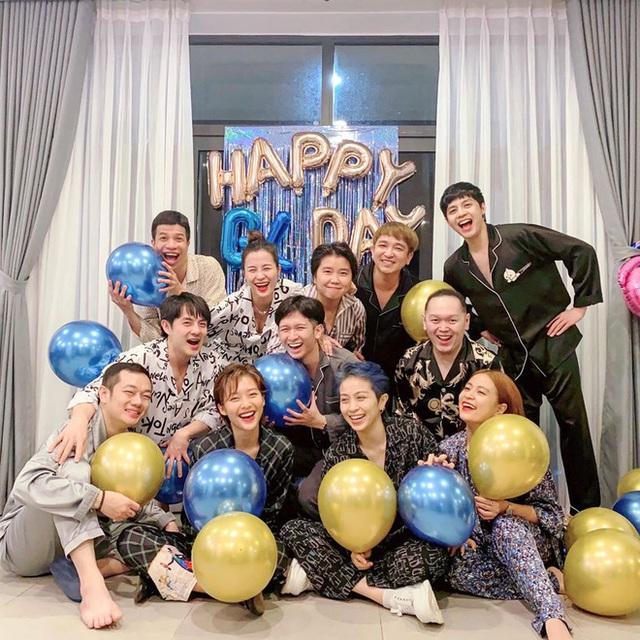 Tình bạn hơn 10 năm trong showbiz của nhóm gia đình văn hóa Đông Nhi - Ông Cao Thắng - Ảnh 13.
