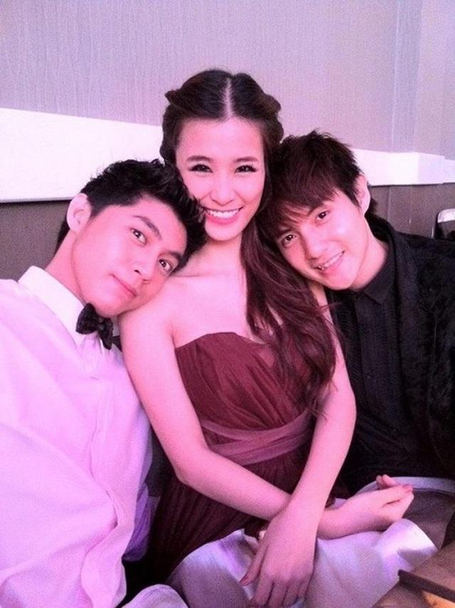 Tình bạn hơn 10 năm trong showbiz của nhóm gia đình văn hóa Đông Nhi - Ông Cao Thắng - Ảnh 3.