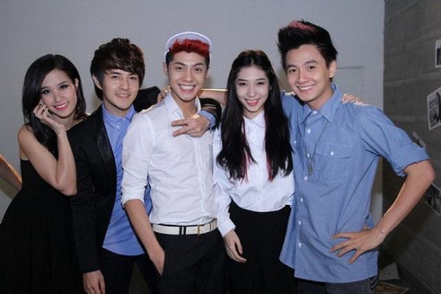 Tình bạn hơn 10 năm trong showbiz của nhóm gia đình văn hóa Đông Nhi - Ông Cao Thắng - Ảnh 5.