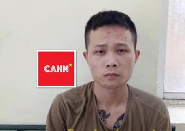 Đang tâm sự bên hồ Hoàng Cầu, cô gái trẻ bị cướp giật điện thoại - Ảnh 1.