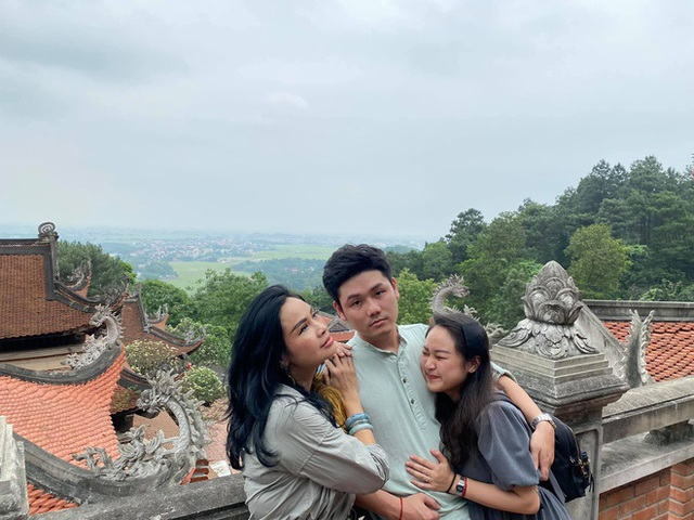 Loạt ảnh hạnh phúc của ba thế hệ nhà Thanh Lam - Ảnh 8.
