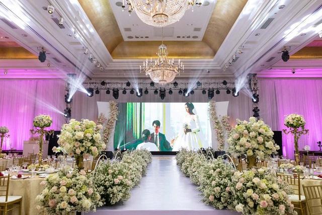 Kỳ Duyên và nhiều nghệ sĩ dự lễ cưới Á hậu Thúy Vân - Ảnh 2.