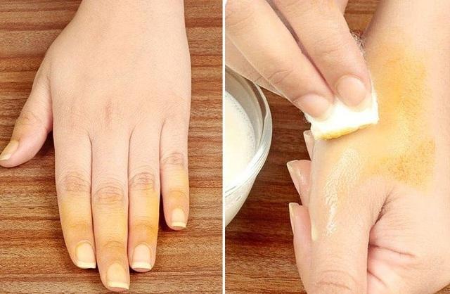 Nấu ăn mà bị vết nghệ dính trên tay thì thật khó chịu, vậy thì học ngay mẹo này để tẩy sạch bay! - Ảnh 4.