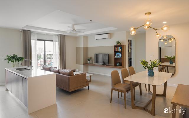 Chiêm ngưỡng sự hòa trộn của phong cách Scandinavian và Minimalism chỉn chu đến từng chi tiết trong căn hộ 100m² ở Tây Hồ, Hà Nội - Ảnh 2.