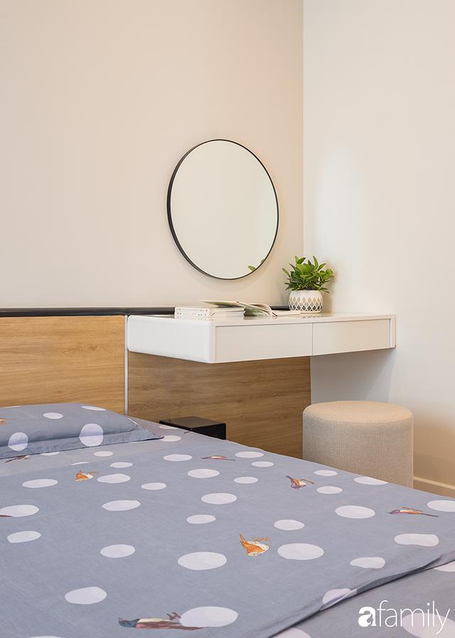 Chiêm ngưỡng sự hòa trộn của phong cách Scandinavian và Minimalism chỉn chu đến từng chi tiết trong căn hộ 100m² ở Tây Hồ, Hà Nội - Ảnh 12.