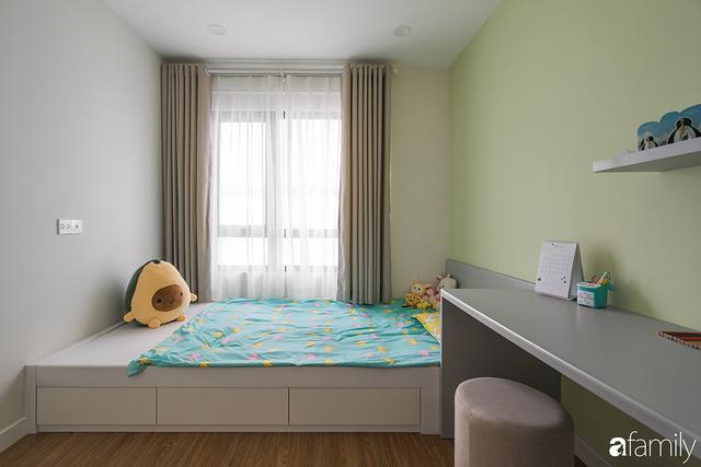 Chiêm ngưỡng sự hòa trộn của phong cách Scandinavian và Minimalism chỉn chu đến từng chi tiết trong căn hộ 100m² ở Tây Hồ, Hà Nội - Ảnh 14.