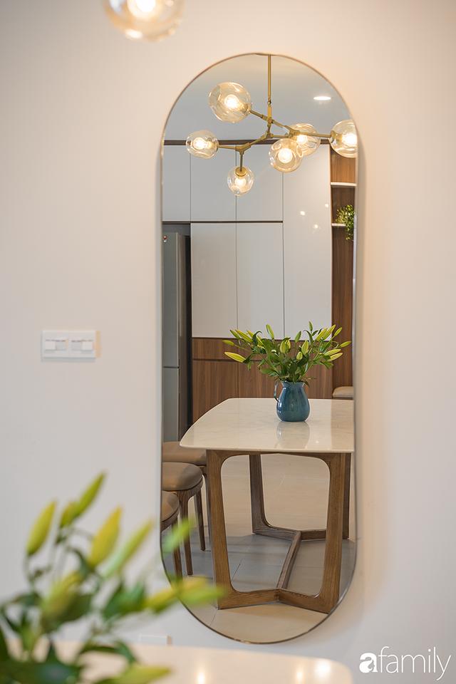 Chiêm ngưỡng sự hòa trộn của phong cách Scandinavian và Minimalism chỉn chu đến từng chi tiết trong căn hộ 100m² ở Tây Hồ, Hà Nội - Ảnh 16.
