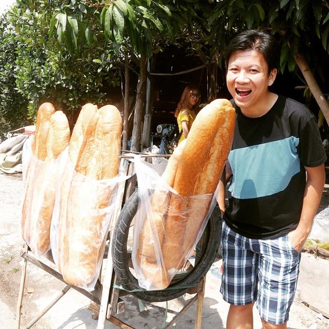 Bánh mì đen như than và những kiểu độc lạ chỉ có ở Việt Nam - Ảnh 11.