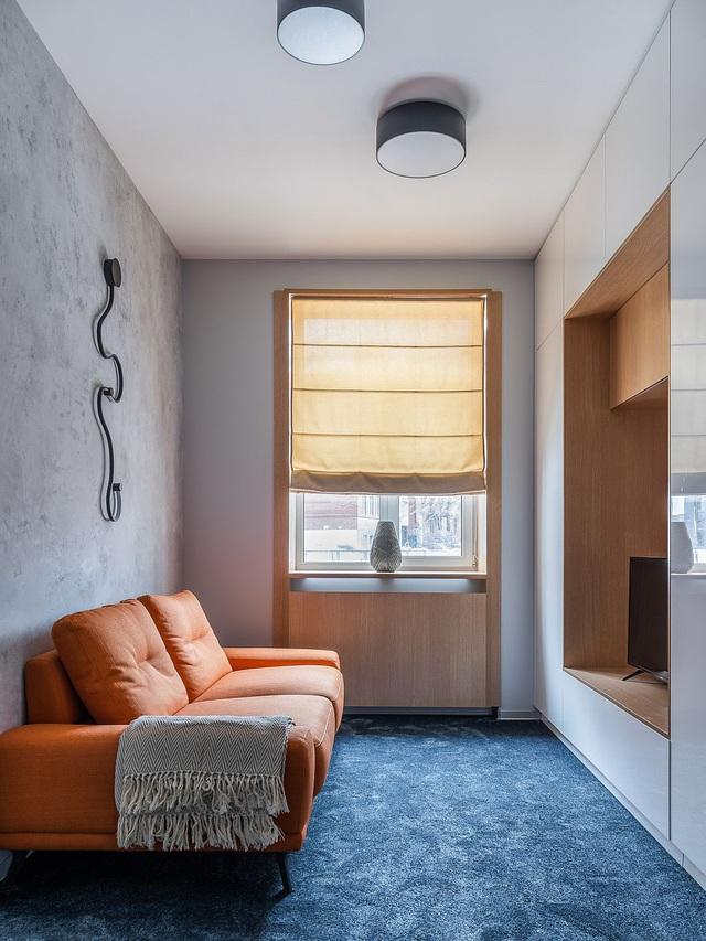 Dù phòng khách nhà bạn có nhỏ thế nào đi nữa thì vẫn đẹp hoàn hảo nhờ 3 kinh nghiệm lựa chọn ghế sofa dưới đây - Ảnh 12.