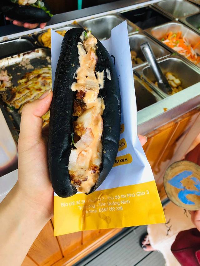 Bánh mì đen như than và những kiểu độc lạ chỉ có ở Việt Nam - Ảnh 3.