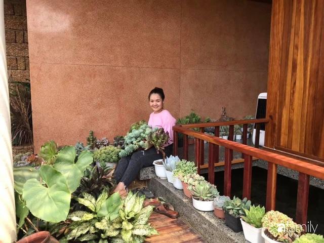 Mảnh vườn 50m² tốt tươi quanh năm nhờ bí quyết trộn đất không giống ai của bà mẹ ở Sài Gòn - Ảnh 4.