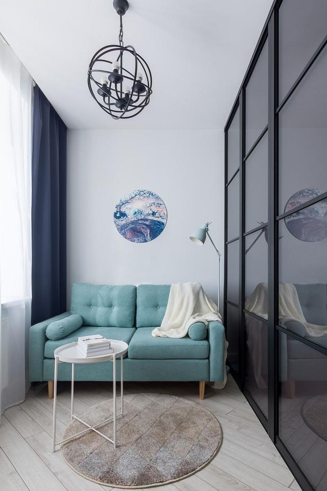 Dù phòng khách nhà bạn có nhỏ thế nào đi nữa thì vẫn đẹp hoàn hảo nhờ 3 kinh nghiệm lựa chọn ghế sofa dưới đây - Ảnh 4.