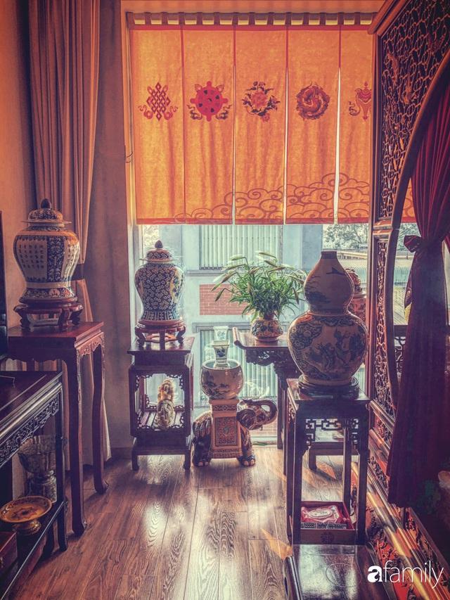 Ngôi nhà 70m² với phong cách độc nhất vô nhị toàn đồ quý hiếm của chàng trai độc thân Hà Nội - Ảnh 8.