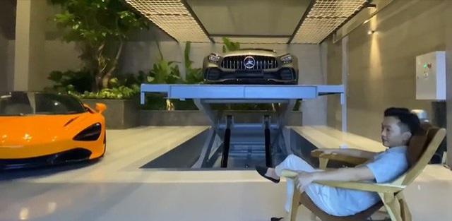 Hé lộ góc yêu thích bên trong biệt thự 20 tỷ, Đàm Thu Trang khoe thêm những góc nhà hoành tráng khác - Ảnh 7.