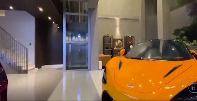 Hé lộ góc yêu thích bên trong biệt thự 20 tỷ, Đàm Thu Trang khoe thêm những góc nhà hoành tráng khác - Ảnh 9.