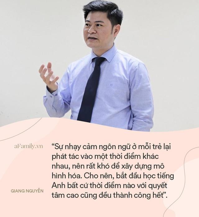 Đừng nghĩ cho con học tiếng Anh sớm mới giỏi, thầy giáo nổi tiếng chỉ ra yếu tố quyết định giúp trẻ học thành công - Ảnh 1.