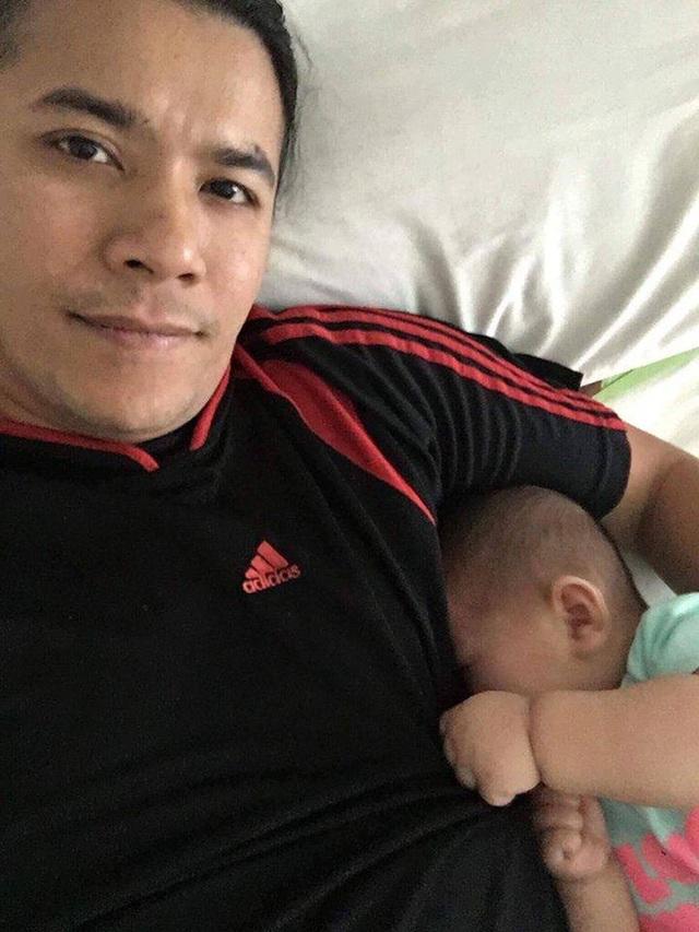 Kasim Hoàng Vũ tiết lộ có hai con và đang sống cùng mẹ ở Mỹ - Ảnh 2.