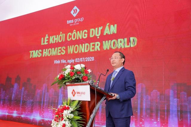 Khởi công TMS Homes Wonder World – từ điểm sáng đầu tư đến sức hút thương hiệu - Ảnh 1.