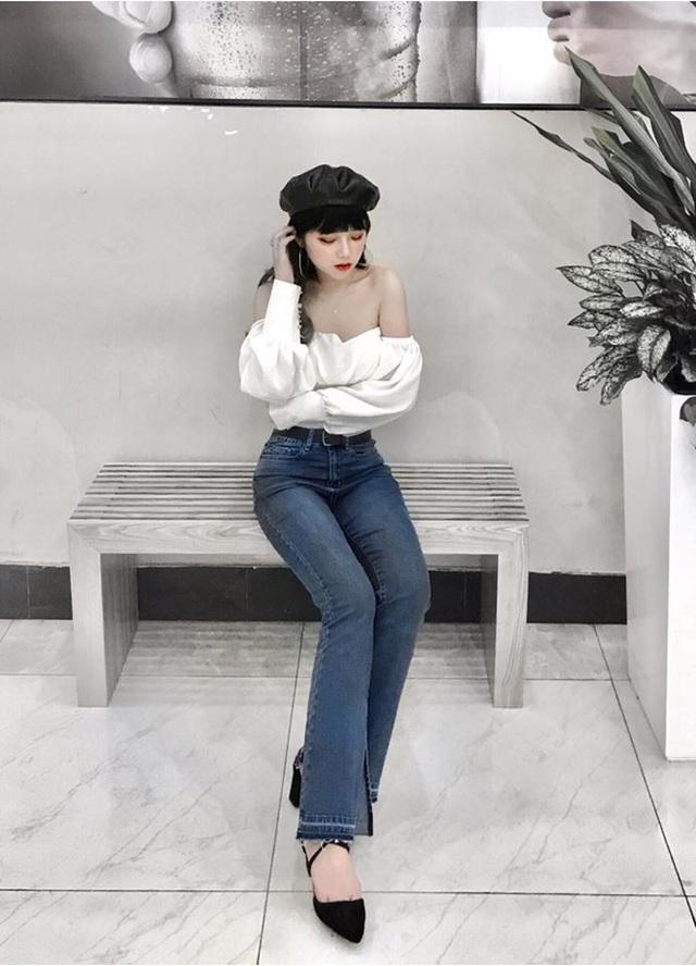 Nữ sinh Đại học Hà Nội từng lên trang tin quốc tế, nói được 3 thứ tiếng, ngoài đời có phong cách vừa sexy vừa chất - Ảnh 5.