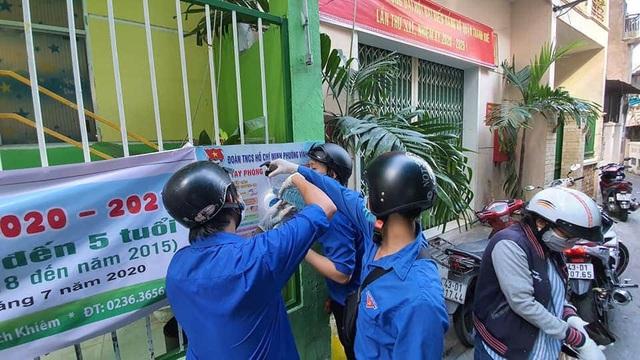 Gần 7.000 tình nguyện viên, thanh niên, sinh viên Y  đăng ký tiếp ứng cho trận chiến chống COVID-19  tại Đà Nẵng - Ảnh 4.