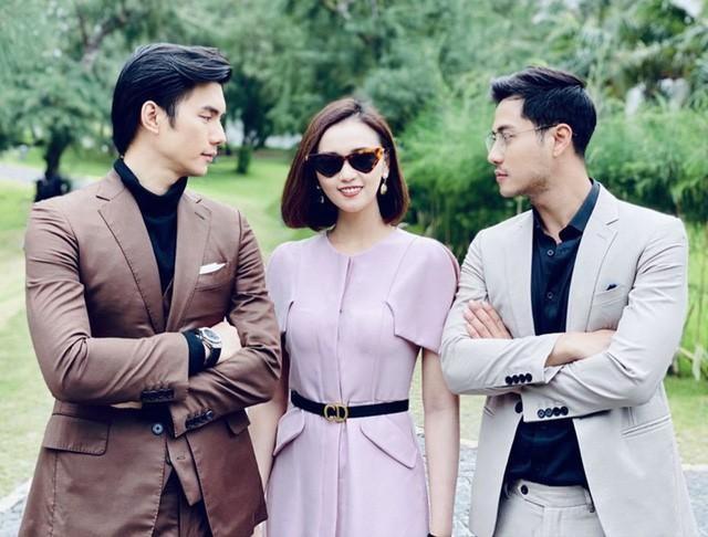 """Thanh Sơn, Lã Thanh Huyền """"kể xấu Nhan Phúc Vinh """"Tình yêu và tham vọng - Ảnh 4."""