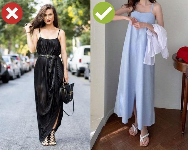3 cặp giày dép + váy cứ đi với nhau là dễ toang cả set đồ, diện lên bị chê mặc xấu cũng không có gì lạ - Ảnh 2.