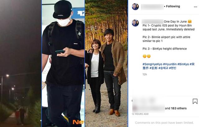 Xôn xao thông tin Song Hye Kyo và Hyun Bin chính thức tái hợp, thậm chí còn bị lộ ảnh đi dạo cùng nhau trong đêm tối? - Ảnh 1.