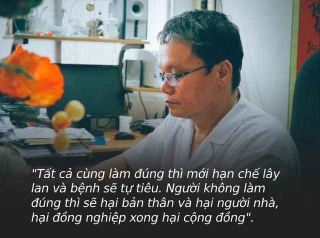 Đến công ty làm việc trong mùa dịch Covid-19, bác sĩ khuyên mỗi người nên tuân thủ các nguyên tắc sau đây để tự mình phòng tránh bệnh - Ảnh 2.
