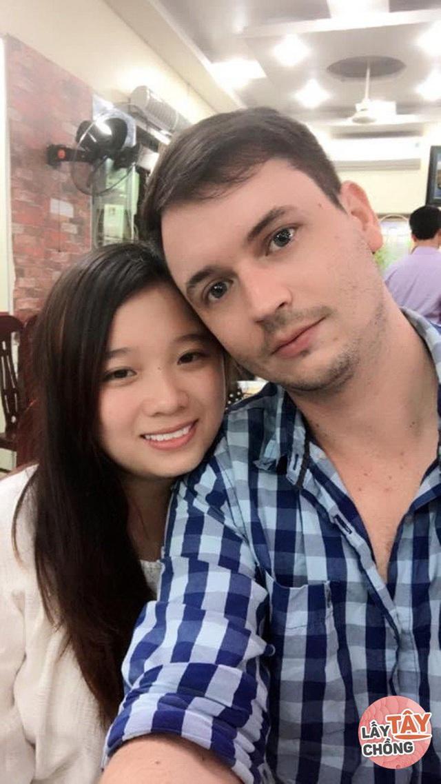Chàng Nam Phi phải lòng cô gái Hải Phòng, ngày cưới ôm nhau khóc nức - Ảnh 3.