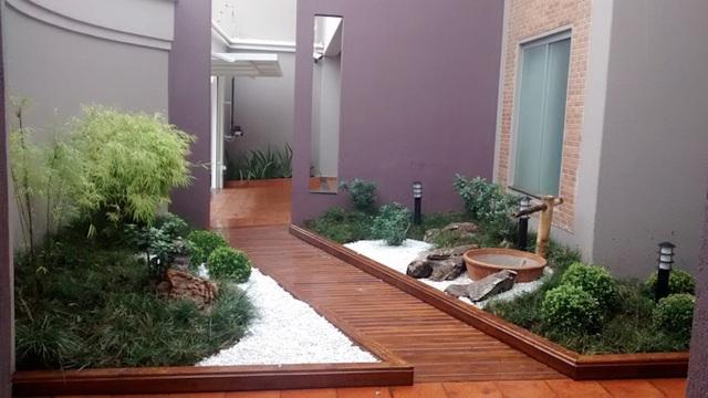 Mướt mắt với những mẫu vườn tí hon siêu đẹp cho nhà diện tích nhỏ - Ảnh 3.