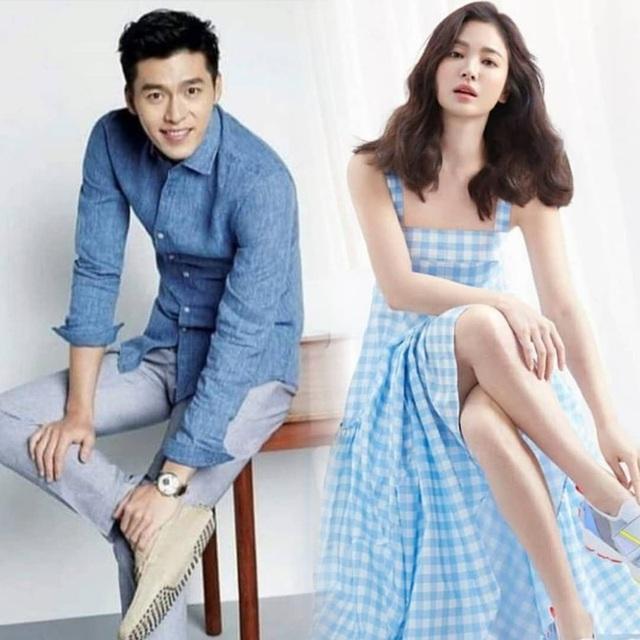 Xôn xao thông tin Song Hye Kyo và Hyun Bin chính thức tái hợp, thậm chí còn bị lộ ảnh đi dạo cùng nhau trong đêm tối? - Ảnh 4.