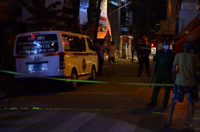 Hà Nội: Xảy ra tai nạn lao động trong đêm tại công trường đang thi công, 4 người thương vong - Ảnh 6.