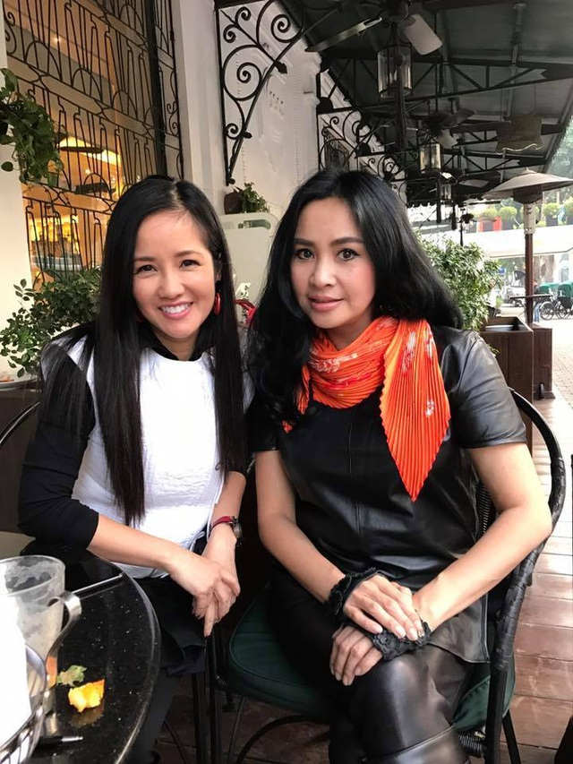 Đời tư diva Việt: Thanh Lam, Hồng Nhung tuổi 50 vẫn yêu nồng nhiệt - Ảnh 1.