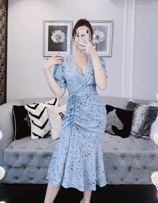 Sao Việt hack dáng đỉnh cao với mẫu váy rút dây - Ảnh 14.