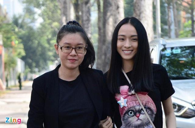 Hoa hậu Phương Nga gửi đơn tố giác công an và VKSND TP.HCM - Ảnh 2.