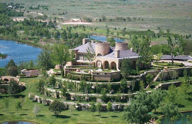 Những biệt thự đắt nhất nước Mỹ chỉ dành cho giới siêu giàu - Ảnh 19.