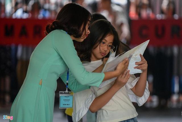 Lịch thi vào lớp 6 một số trường nổi tiếng tại Hà Nội - Ảnh 1.