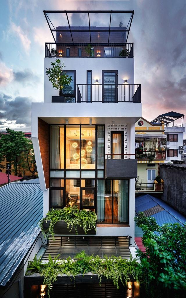 Xây lại nhà ở Hà Nội với 4,6 tỷ - Ảnh 2.