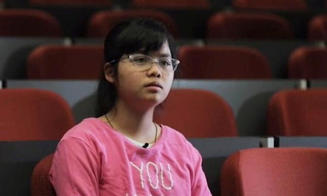 Nữ sinh 13 tuổi gốc Việt vào Đại học New Zealand - Ảnh 1.