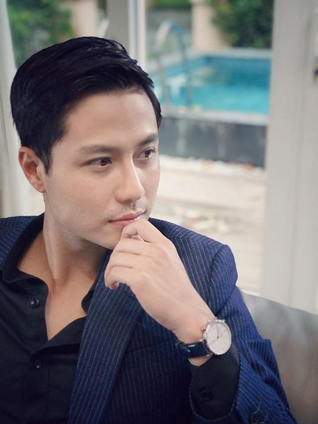 Vẻ điển trai của thầy giáo hot nhất màn ảnh Thanh Sơn - Ảnh 6.
