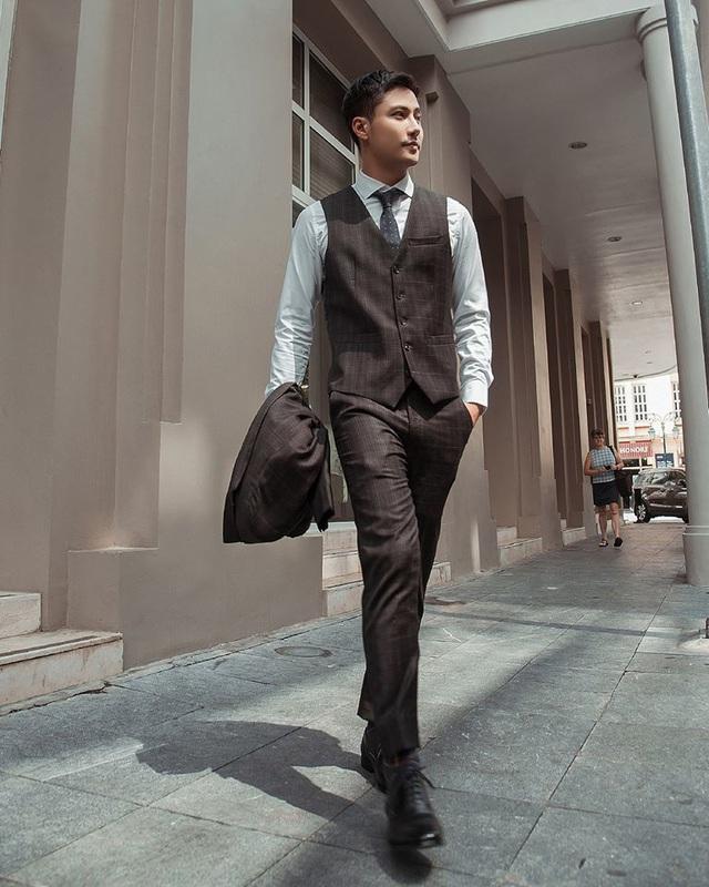Vẻ điển trai của thầy giáo hot nhất màn ảnh Thanh Sơn - Ảnh 8.