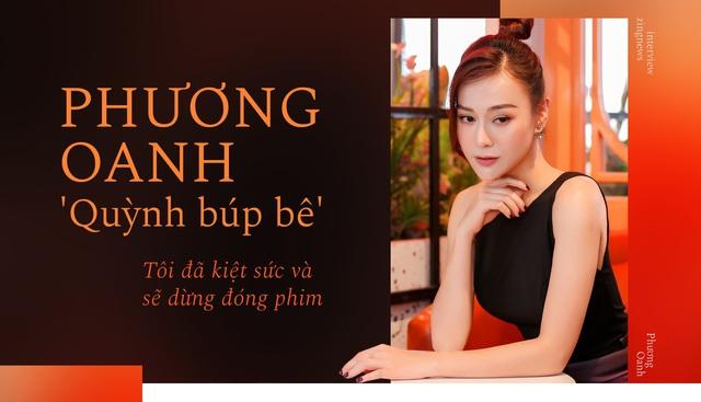 Quỳnh búp bê Phương Oanh: Tôi đã kiệt sức và sẽ tạm dừng đóng phim - Ảnh 2.