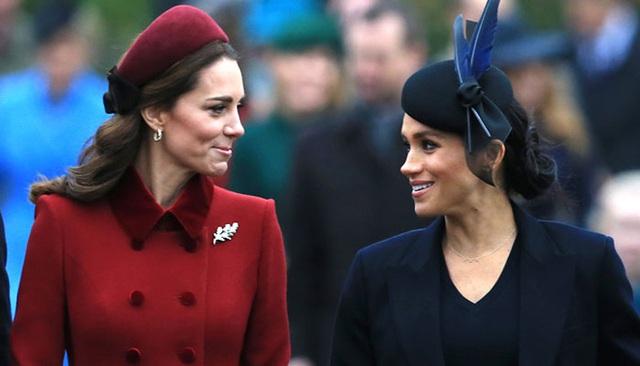 Meghan cần được ngưỡng mộ, Kate chuộng hòa bình - Ảnh 2.