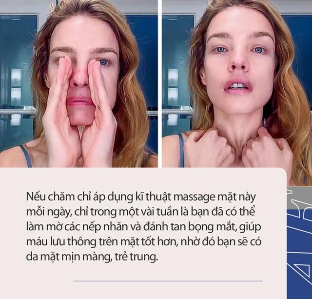 Được coi là phương pháp giúp khuôn mặt trẻ hơn 10 tuổi mà không tốn kém, chị em tiếc gì 5 phút mỗi ngày mà không thực hiện ngay - Ảnh 1.